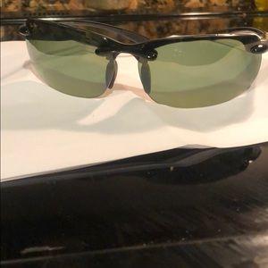 Maui Jim Banyan Sunglasses Men's Polarized Rimless